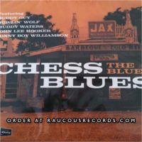 Chess Blues The Blues CD