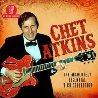 Chet Atkins Absolutely Essential Collection 3CD