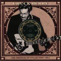 Chuck Berry Original EP Collection Volume 1 10 inch LP white vinyl CHUCKEP1 5036408202925