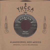 Chuck Sledge White Heat Steve Cooper and the Avantis Sky Diver vinyl single