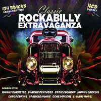 Classic Rockabilly Extravaganza 4CD