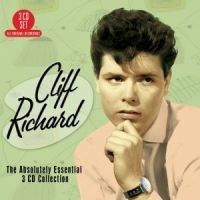 Cliff Richard Absolutely Essential Collection 3-CD set