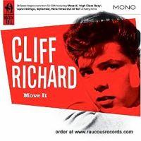 Cliff Richard Move It CD