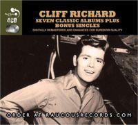 Cliff Richard Seven Classic Albums 4-CD set
