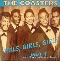 The Coasters Girls Girls Girls Part 1 CD