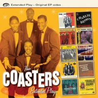 Coasters Extended Play CD