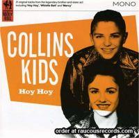 The Collins Kids Hoy Hoy CD