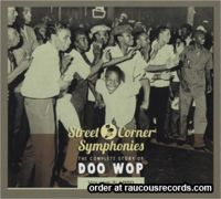 Street Corner Symphonies Vol 2: 1950 CD