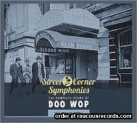 Street Corner Symphonies Volume 3 1951 CD