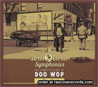 Street Corner Symphonies Volume 4 1952 CD