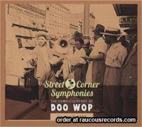 Street Corner Symphonies Volume 5 1953 CD