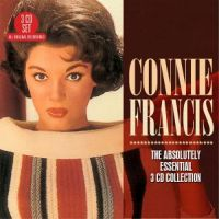 Connie Francis Absolutely Essential Collection 3CD BT3156 at Raucous Records