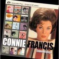 Connie Francis Extended Play CD