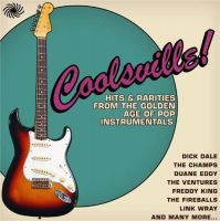 Coolsville Hits and Rarities From The Golden Age Of Pop Instrumentals 2CD