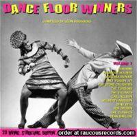 Dancefloor Winners Vol 7 CD