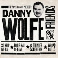 Danny Wolfe and Friends vinyl EP