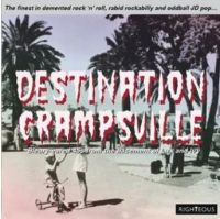 Destination Crampsville 2CD