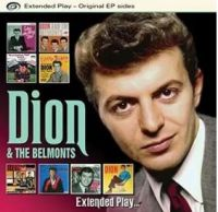 Dion and the Belmonts Extended Play CD