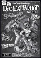 Dog Eat Robot psychobilly fanzine Issue 9