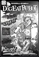 Dog Eat Robot psychobilly fanzine Issue 9