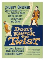Don't Knock The Twist Movie Poster