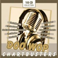 Doo Wop Chartbusters 10-CD Boxed Set