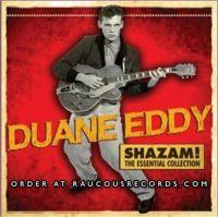 Duane Eddy Shazam 2-CD at Raucous Records