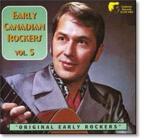 Early Canadian Rockers Volume 5 CD