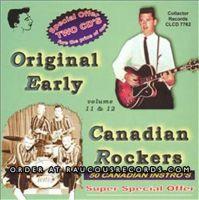 Original Early Canadian Rockers Volume 11 & 12 2CD