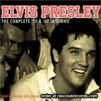 Elvis Presley Complete 59 and 60 Sessions 2CD 823564619026