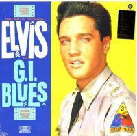 Elvis Presley GI Blues vinyl LP