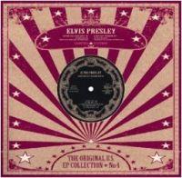 "Elvis Presley Original US EP Collection Volume 4 LP 10"" vinyl"