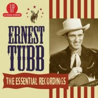 Ernest Tubb Absolutely Essential Collection 3CD