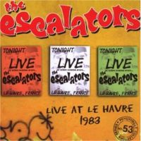 Escalators Live At Le Havre 1983 CD