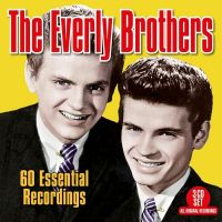 Everly Brothers 60 Essential Recordings 3CD BT3181 0805520131810