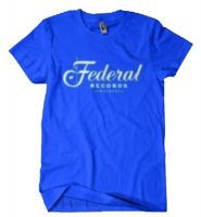 Federal Records Dark Blue T-Shirt