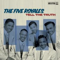 Five Satins Tell The Truth CD 084721350323