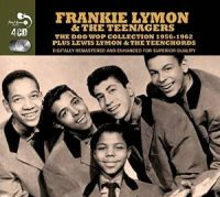Frankie Lymon and The Teenagers Doo Wop Collection 1956 1962 Plus Lewis Lymon and The Teenchords 4CD set