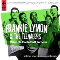 Frankie Lymon and the Teenagers Why Do Fools Fall In Love? CD