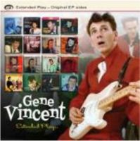 Gene Vincent Extended Play CD