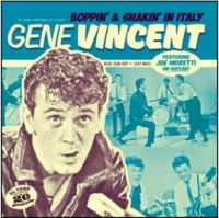 Gene Vincent Boppin' and Shakin' In Italy vinyl single