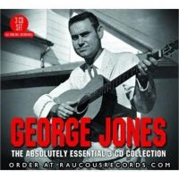 George Jones The Absolutely Essential 3-CD