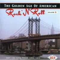 Golden Age Of American Rock 'n' Roll Vol 9 CD