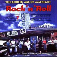 Golden Age Of American Rock 'n' Roll Vol 7 CD