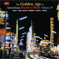 Golden Age Of American Rock 'n' Roll Volume 8 CD