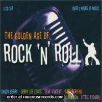 Golden Age Of Rock 'n' Roll 3-CD