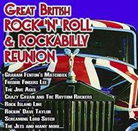 Great British Rock 'n' Roll and Rockabilly Reunion CD
