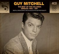 Guy Mitchell Best of the Columbia Singles 1950-1961 4CD
