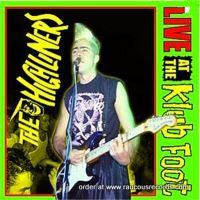Highliners Live At The Klub Foot CD