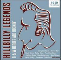 Hillbilly Legends 10 CD